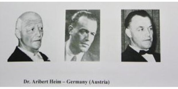 Fahnder suchen Aribert Heims Leiche