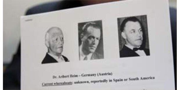 NS-Verbrecher Heim in Südamerika vermutet