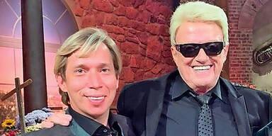 Heino und Werner