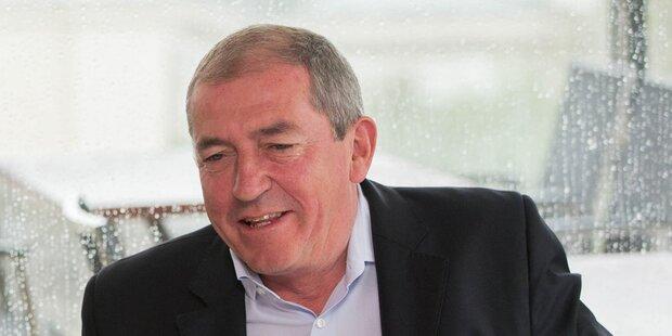 Heinz Schaden in Israel