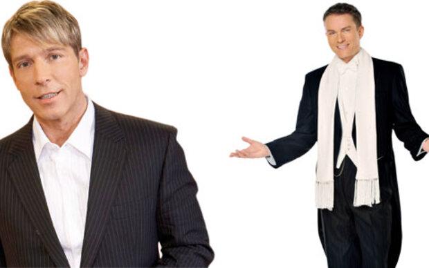 Heinzl & Haider: ORF-Duell am Opernball