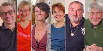 Liebesgschichten: Das sind die ersten Kandidaten