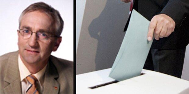 Wahlfälscher bleibt Bürgermeister