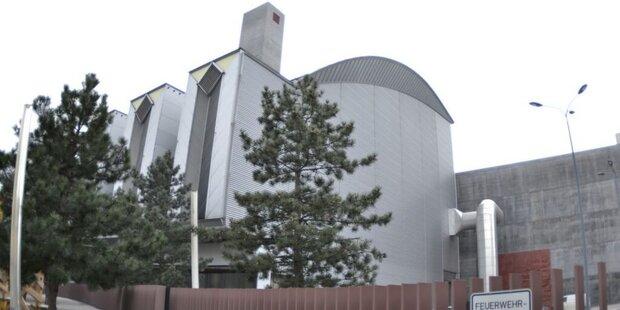 Heizkraftwerk fiel wegen Defekt aus