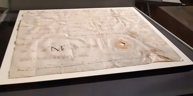Ostarrichi- Urkunde 2