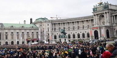 """""""Pervers"""" - FPÖ wütet gegen Heldenplatz-Umbenennung"""