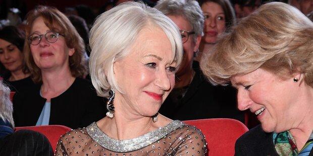 Helen Mirren auf Berlinale für Lebenswerk ausgezeichnet