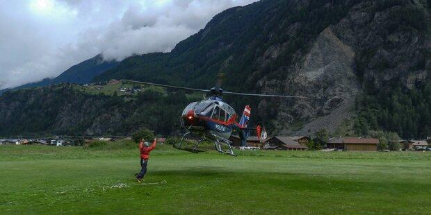 Tödlicher Abstieg von Tiroler Alm