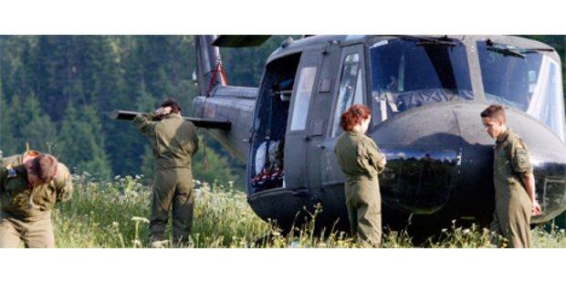 EUFOR-Soldaten bei Heli-Absturz in Bosnien getötet