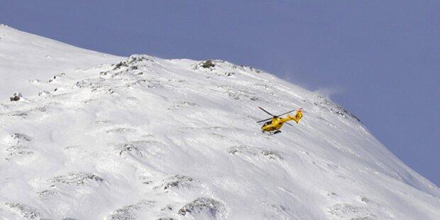 Weiter erhebliche Lawinengefahr in Tirol