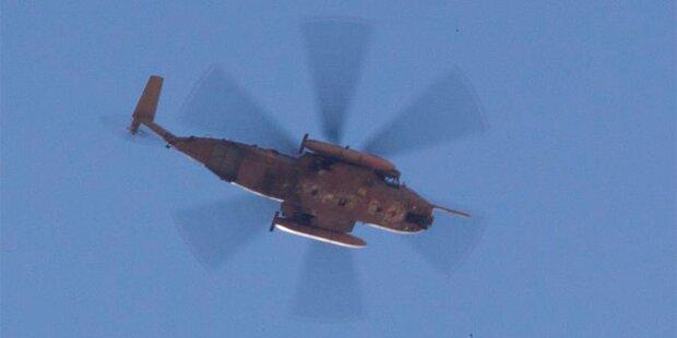 Israels Luftwaffe fliegt Angriffe auf Gazastreifen