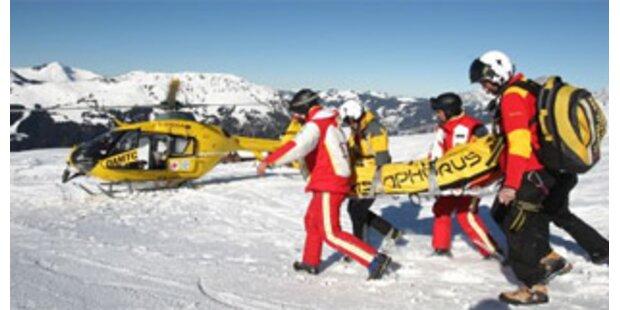 Schon 17 Tote auf Österreichs Skipisten