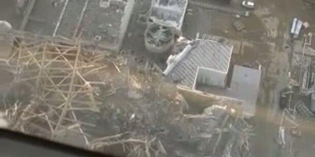 1. Video mit Helikopter über AKW