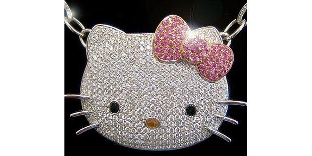 Hello Kitty ist jetzt 125 000 Euro wert