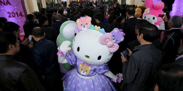 Fan-Seite von Hello Kitty gehackt