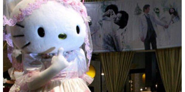 Hello Kitty soll für Japan werben