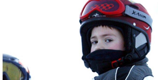 Pühringer fordert Skihelmpflicht für Kinder