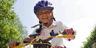 Radhelmpflicht für Kinder tritt in Kraft