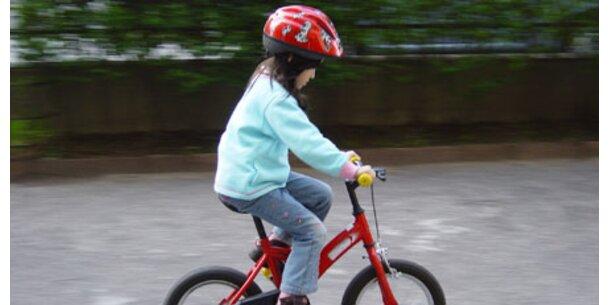 Radhelmpflicht für Kinder bis 14 Jahre