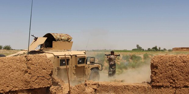Kämpfe in Helmand weiten sich aus