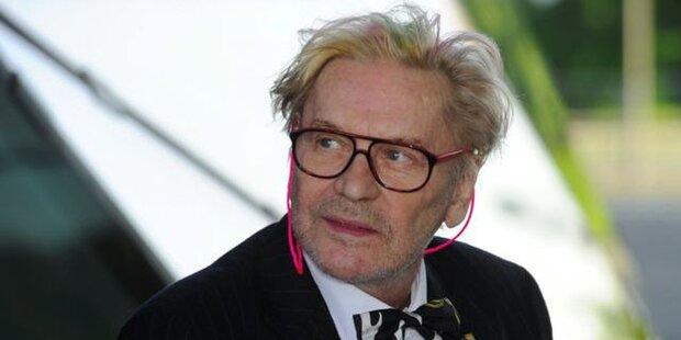 Helmut Berger: Unter Einfluss von 'Horrorcocktail' unwissentlich gefilmt