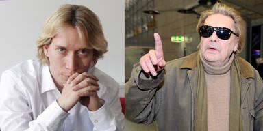 Helmut und Werner Berger