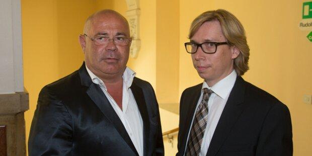 Eklat bei Helmut Werner-Prozess