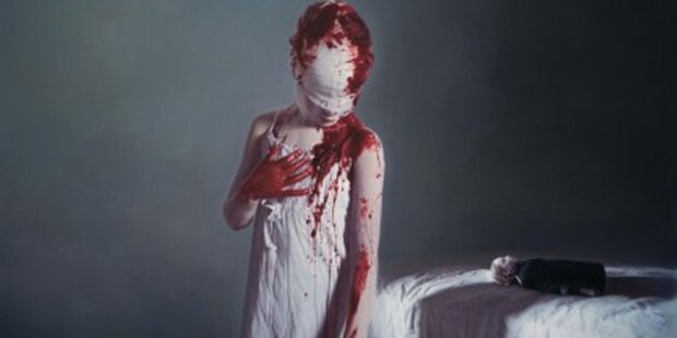 Schock-Maler Helnwein in der Albertina