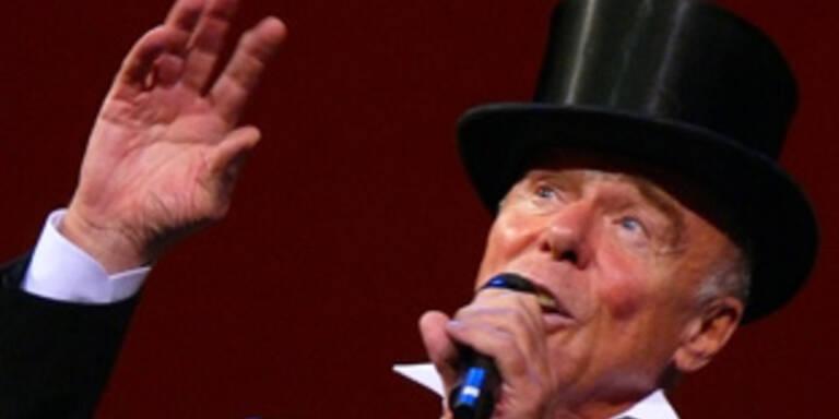 Michael Heltau, der Doyen des Wiener Burgtheaters