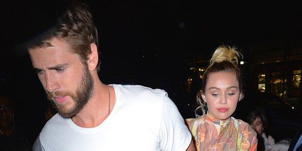 Liam Hemsworth reichte Scheidung von Miley Cyrus ein