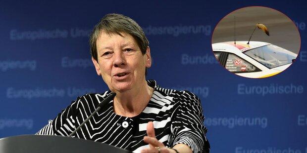 Dieselverbot: Minister sorgt für Lacher