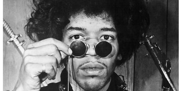Jimi Hendrix - Neues Album kommt