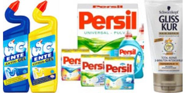 Auch Wasch- und Pflegemittel werden teurer!