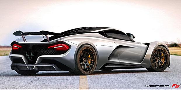 Hennessey venom f5 das schnellste auto der welt for Die schnellsten autos