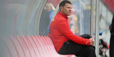 Andreas Heraf ist neuer FAC-Trainer