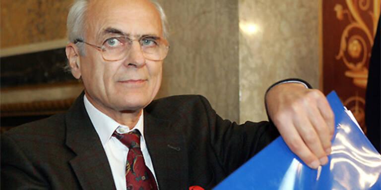Herbert Hillingrathner. (c) APA / Roland Schlager