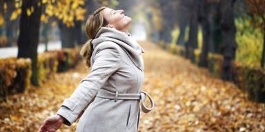 So hat die Herbstdepression keine Chance