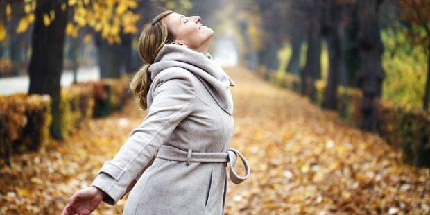 Astronomischer Herbstbeginn