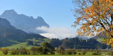 Wettertrend für Salzburg