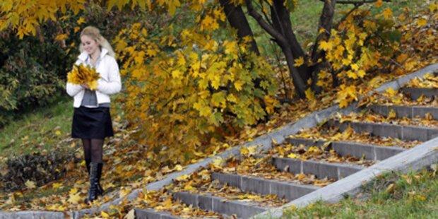 Traum-Herbst bleibt uns erhalten