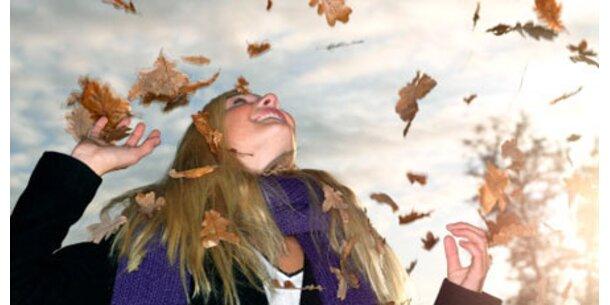 Herbst ohne Schnupfen