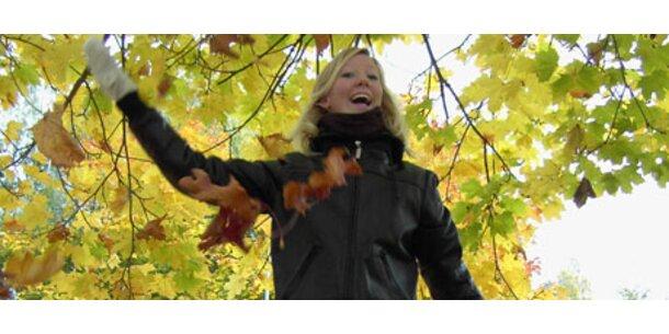 Wie Sie auch im Herbst gut drauf sein können