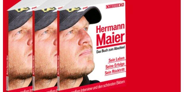 Das große Hermann Maier-Buch