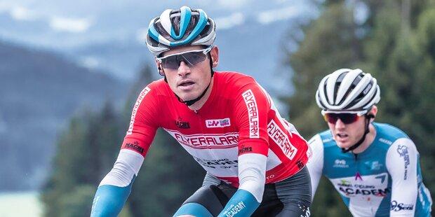 Belgier Hermans gewinnt die Österreich-Rundfahrt