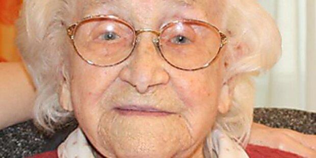 Älteste Österreicherin wird 110