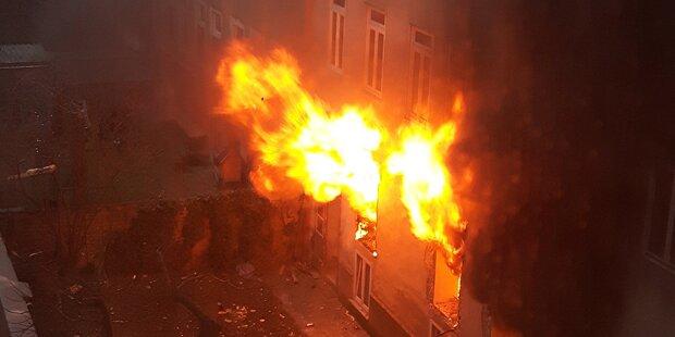 Explosion in Wien: Gasleitung wurde manipuliert