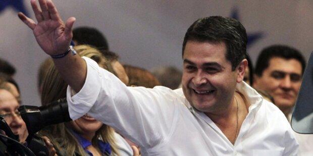 Honduras: Hernandez neuer Präsident