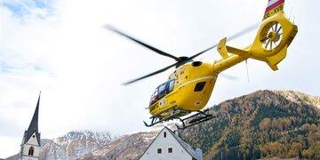 Unglück bei Bergtour: Wiener stürzt in Osttirol 200 Meter in den Tod