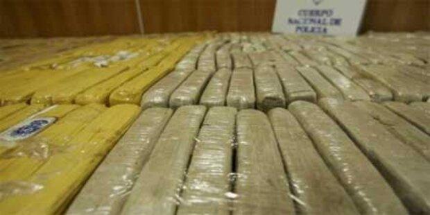 100 Kilo Heroin in rumänischen Transport