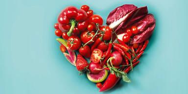 Essen gegen den Herzinfarkt
